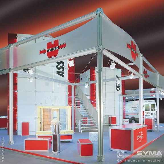 Syma open stand